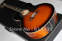 New Musical instrument custom Artist Acoustic  pick red Cherry Electric Guitar