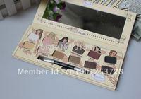 *Best Selling 2012 Makeup! 50 Pcs  nude tude 12 colors eyeshadow Palette!11.8g