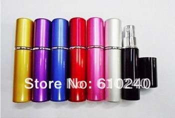 5ml Travel Refillable Perfume Atomizer empty Perfume bottle,perfume packaging /502