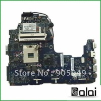 A660 A655 A655D INTEL Integrated Laptop motherboard for Toshiba K000104250 NWOAA LA-6061P Fully tested ,45 days warranty
