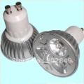 LED lamp GU 10 3W,AC 85V-265V In voltage,warm white,cool white GU10 3W LED BULB 330LM