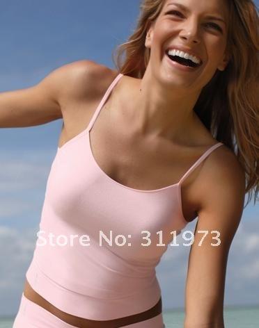Retail JOCKEY women's Bamboo Fiber camis sun-top many colour mix order(China (Mainland))
