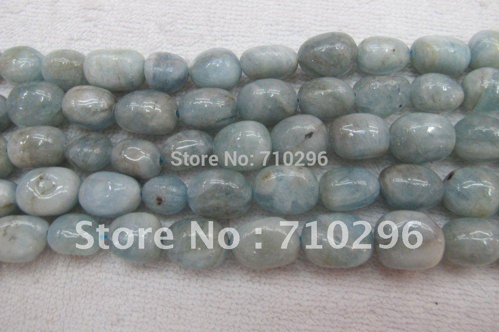 Natural Aquamarine Stone Natural Aquamarine 8x12mm