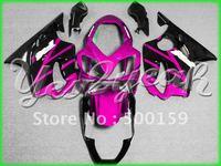 Free shipping +2 Gift+pink ABS fairing for HONDA CBR600F4i 04 05 06 07 CBR 600F CBR600 F4i 04-07 2005 2006 2004-2007 AF10