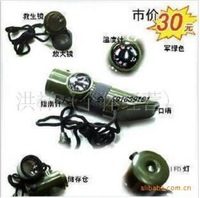 2012hot sales,Camping life saving to whistle, a whistle, multi-function whistle, camping gear, outdoor products,free shipping.