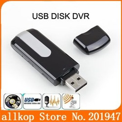 Novelty Mini DVR U8 USB DISK HD DVR Hidden Camera,U disk Motion Detection world debut mini camera(China (Mainland))