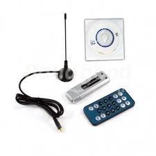 USB 2.0 Digital DVB-T HDTV TV Tuner Recorder & Receiver