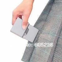 Free shipping Geek Man! Fashion Ultra-slim Card Iron Cute Powerful Mini Travel Iron Pocket Iron