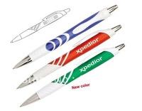 New Arrival Plastic Trio Ball Pen