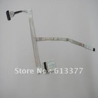 Hot sale New Laptop LED  VGA Cable for  N5110  50.41E01.001  screen cable free shipping