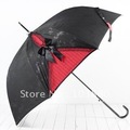 Wholesale bow long umbrella / mushroom umbrella / lace / parasol