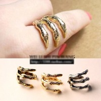 Min order is 20$(Mixed order)Talons  ring restoring ancient ways Free shipping  Fashion and classical style
