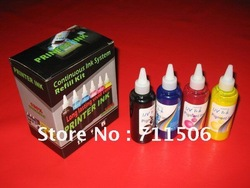 Pigment ink for Epson workforce 435 all-in-one printer 100ml*4(China (Mainland))