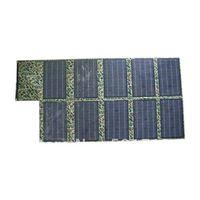 High-power 100W Solar portable folding charging bags