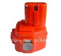 Wholesaler Power tool battery for Makita  with Ni-MH cells 12V 3.0Ah  free shipping