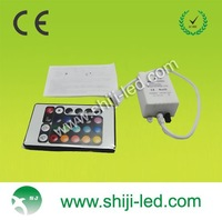 24Keys --72W RGB LED controller  MINI RGB LED controller