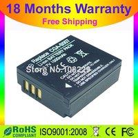 DMW-BCD10/CGA-S007E 1000mAh battery for PANASONIC DMC-TZ1 SERIES Lumix DMC-TZ50, TZ15, TZ11, TZ5, TZ4, TZ3, TZ2