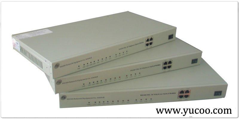 Telephone/Ethernet/E1 interface telephone fiber optic transmission systems(China (Mainland))