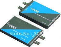 High Definition HDMI Over Single Coax Extender  (RG-6U cables 120M)
