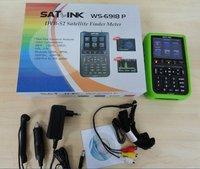 Satlink ws6918 Spectrumanalyzer satellite finder signal meter Constellation diagram QPSK & 8PSK P326