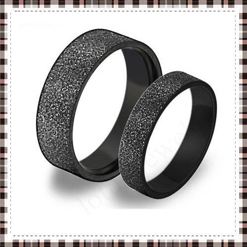 Couple Finger Rings Online Black Couple Finger Ring