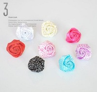 Europe and the United States sent straight bought jewelry stud earrings authentic import alloy rose buds