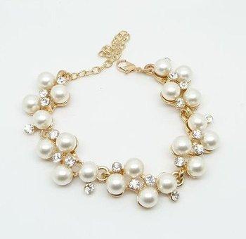 factory Price 2012 New Arrival Bracelet Necklace Jewellery Hot Wholesale Vintage exquisite luxury fashion crystal beads bracelet