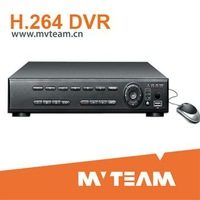 H.264 8 CH DVR Recorder Support MAC OS and Windows OS Compatible To Australia