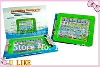 Best selling! Children Ipad Touch Table Learning toys Kids Funny Farm Learning Machine Package Free shipping