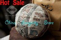 Yun nan puer tea hai wan tea factory laotongzhi 968 puer ripe tea cake 100g free shipping