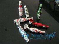 Free shipping 5pcs/lot  Fashion Small Wine Bottle shape Metal Pipe Smoking Pipe Magic GT-027 Gift Promotion