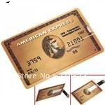 NEW 4GB/8GB/16GB/32GB Credit Card USB Flash Drive 2.0 Memory Stick----UC001