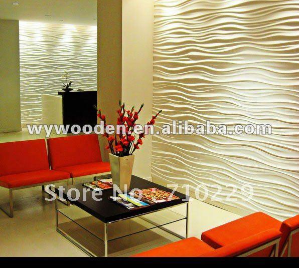 Online kopen Wholesale 3d mdf panelen uit China 3d mdf panelen ...