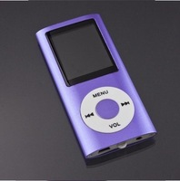"NEW  1.8"" LCD 4th Digita MP3  Player for 2GB 4GB 8GB 16GB SD TF memory Card"