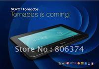 Ainol Novo7 Tornados Capacitive Andriod 4.0.3 Ice Cream Sandwich DDR3 1GB/16GB Tablet PC WIFI CAMERA FLASH10.2  white