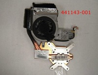 CUP Cooling Fan & Heatsink for HP TX2 TX1000 TX2000 TX2500 441143-001
