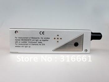 Free Shipping 5pcs/lot Moissan Tester Gemstone Jewelry Diamond Tester Selector LED Tool Moissanite