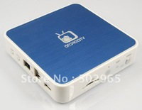 Google tv box Android 4.0 built-in wifi support for external hard drive