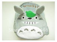 "25pcs/lot 13"" Totoro Plush Toys Bags, Children School Backpack ,Stuffed Plush Backpack Bags, School Bag"