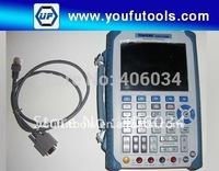 Free shipping hot sell  DSO1102B 100MHz Handheld digital Oscilloscope/Multimeter