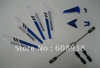 Free shipping dhl 50sets/lot Helicopter spare parts ,RC parts,S107 Helicopter parts