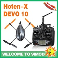 Walkera Newest  Hoten-X with DEVO 10 Latest 6-Axis Gyro Control system(RTF) Magic UFO
