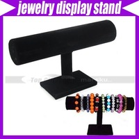 New T-bar Jewelry Display Bracelet Watch Holder Stand #3362