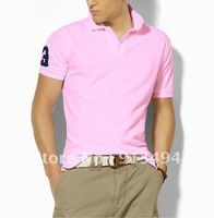 Hot Sales ! New Arrival Men's Fashion designer brand Polo Cotton T-Shirts Polo Shirts in Sports design Mixed order