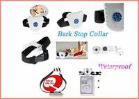 300pcs/pack OPP bag Adjustable stretch /Ultrasonic Anti Bark Bark Stop Control Barking Dog Collar