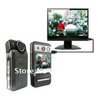 Free ship! F500 2.0inch vehicle car camera 100% new 1280*960 HDMI sport camera