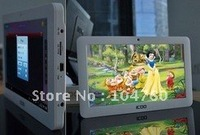 7 '' Tablet PC iCoo D50 Lite Deluxe II Capacitive Multi Touch Screen Android 4.0 ICS Allwinner A13 Webcam 512MB 8GB