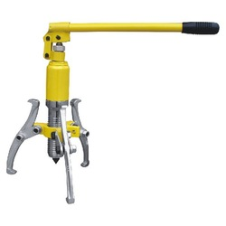 BESTIR taiwan made hydraulic products 15T integral unit hydraulic puller power tool with adjustable height,NO.08613 promotion(China (Mainland))