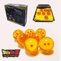 Seven dragon ball Manga Anime Dragon Ball DragonBall Z Stars Crystal Balls