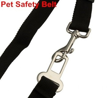 Adjustable Car Seat Safety Belt For Pet Cat Dog-DH655